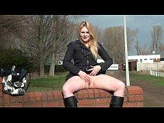Flashing Sophies Amateur Public Nudity