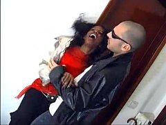 Ebony Fucked Very Hard In The Ass - Slutload.com