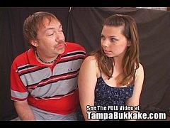 Hot Tampa Brunette Jordan Juggling 3 Cocks & LO...