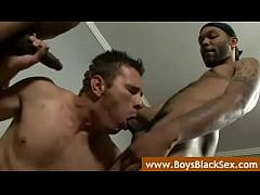 Black Gay Sex Fucking- BlacksOnBoys - video14