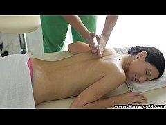 Massage-X - Flirty mood leads to sex