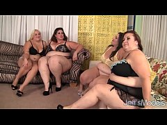 Becki Butterfly, Erin Green, Jade Rose, Lady Ly...
