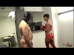 www.femdominsider.com - Boxing The Shit Out Of ...