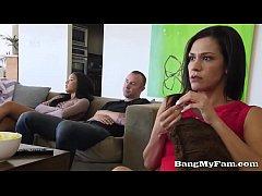 Hot Step-Sis Maya Bijou Slammed By Big Brother ...