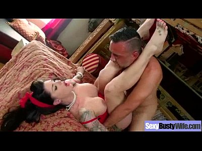 Sex Tape With Horny Busty Mature Lady (darling danika) clip-08