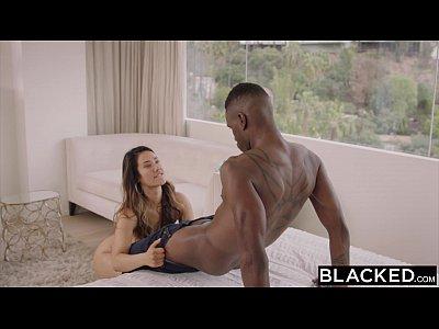 interracial fling