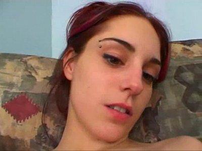 Cheri Potter sucks and fucks cocks