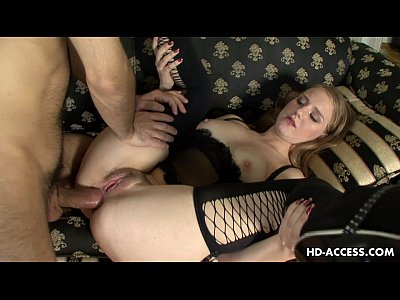 Videos X Sexo lingerie wearing seductress gets rough ass fucked