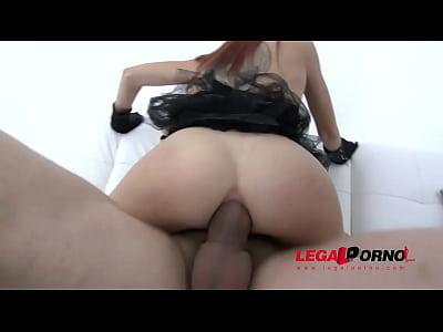 Blowjob Ass Babe video: Susana Melo assfucked again & double anal (DAP) SZ1135
