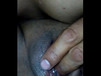 Hot Sandy Candela o Cammy Temptation lubricated vaginal wet pussy cameltoe