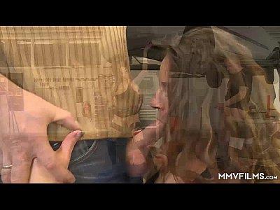 German Masturbation Stockings video: German Anal Mechanics