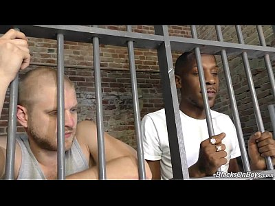 Free Gay Movies interracial gay sex in the prison
