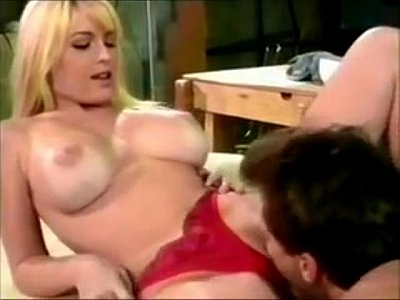 Blonde Classic video: Savannah and Randy Spears - Summertime Boobs