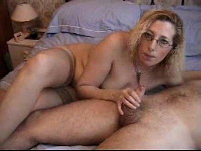 Best friends wife sucking my cock 4