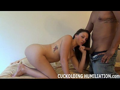 Bigblackcock Black Cuck video: I need a cock that can give me a really hard orgasm