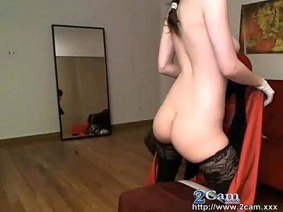 Fisting tiny tits