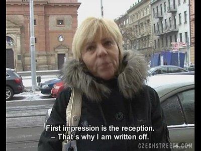 Porn Videos Streets Czech