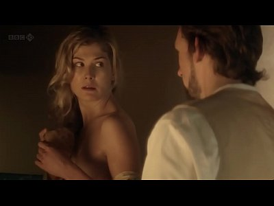Almost Rosamund pike anal video