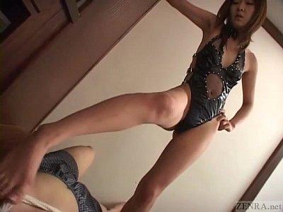 MLDO045 Ejaculation management and housework lick slave