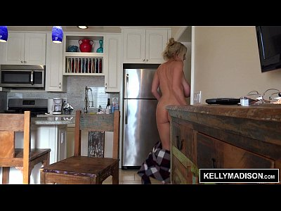 Bignaturaltits Bigtits Hugenaturals video: KELLY MADISON Morning Joe