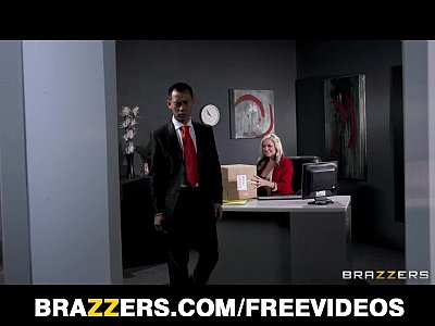 7 Min Blonde Milf Bounces On A Hard Dick Brazzers.com