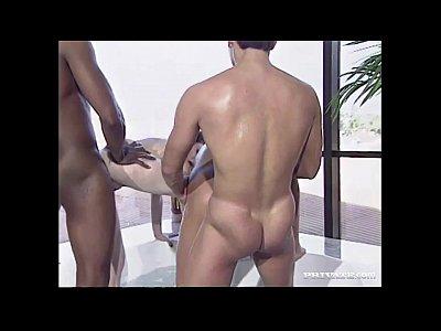 Analsex Analsex Assfuck video: Vanessa Chase and Zana Sun, Interracial Anal Orgy