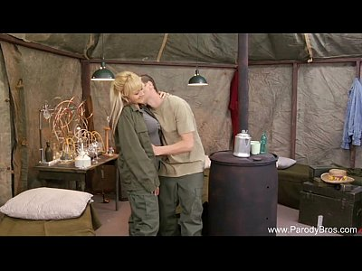 Teens Anal Vintage video: Retro Sex In The Army