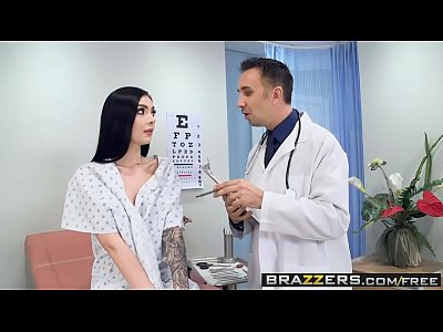 Hardcore Stockings porno: Doctor ADoctor Adventures - Cunnilingus A ZZ Medical Study scene starring Marley Brinx Keiran Leed