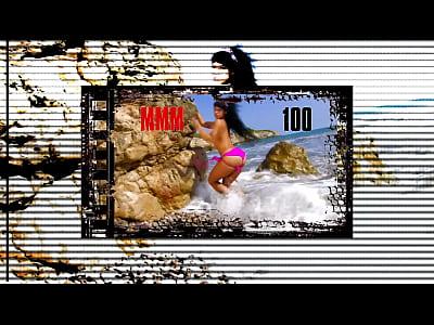 Amateur French Blonde video: Venus lova anal fucked