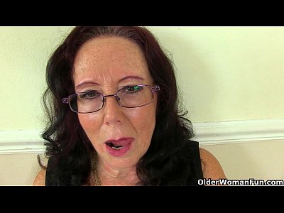 Grannies British Stockings video: British grannies Zadi and Pearl in stockings with suspenders
