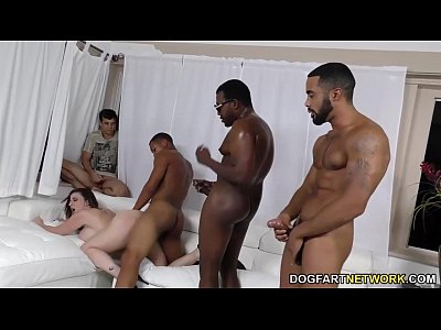 image Sara jay gets ganbanged by black dudes in front of her son