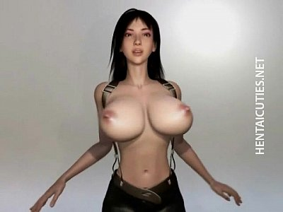 Shaved 3D Toon Babe Gets Fucked Hard by a Monster