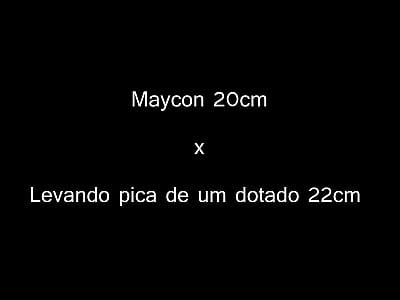 Porno Gay maycon 20cm x dotado