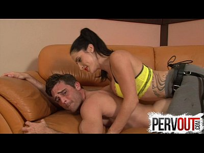 Anal Lingerie movie: YOU WANTED ANAL CLEO LANCE HART FEMDOM CFNM PEGGING