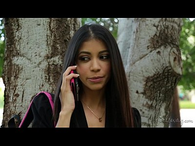 Lesbians Fingering movie: GirlsWay - Jelena Jensen, Veronica Rodriguez