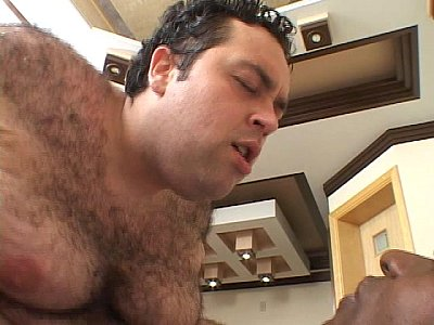 sexy fucking a fat guy small dick