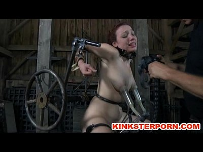 Perfect Master and slave bdsm torture the