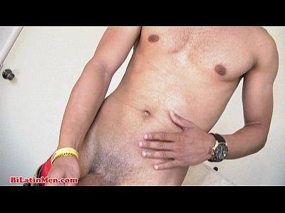 Videoas Gay hot cuban big dick jerking off
