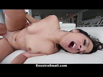ExxxtraSmall - Tight And Tiny Latina Loves Big Cock!