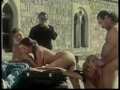 Старый порно фильм