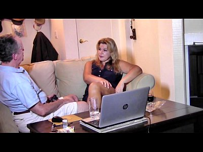 Tits Blonde Milf video: Pandora's 1st Interview - part1