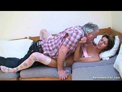8 pervert old men gangbang sexy santa girl - 1 2