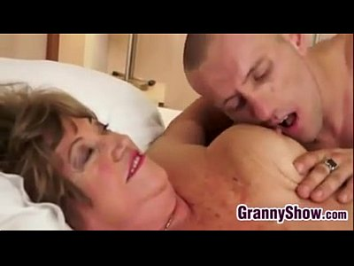porn grannies fucked by younger men
