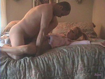 جمال فتاة تحصل مارس الجنس