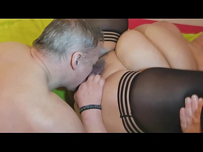 Ass Bareback Bbw video: 441 A quick fuck