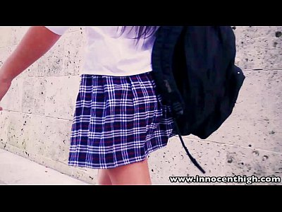 Ass Bigcock Bigdick video: InnocentHigh Ass fucking skinny schoolgirl in the classroom