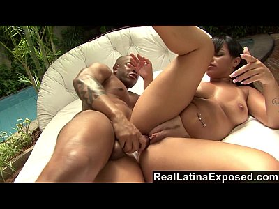 RealLatinaExposed - Melissa is truly a Latin an...