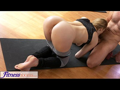 Threesome Compilation Workout video: FitnessRooms Gym users sexual fantasy all come true