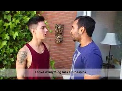 Videos Orno Gay el nuevo vecino lucio saints angel cruz