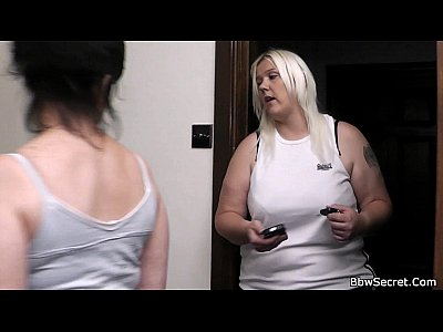 Bbwcheating Cheatingbbw Cheatingfatwife video: She leaves and husband cheating with blonde bbw